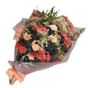 Bouquet of flowers - beautiful fresh flowers delivered in the UK