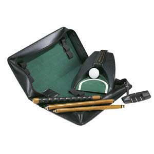 The Indoor Golfer Gift the ideal gift for golfers on the move